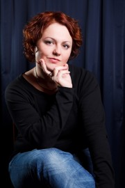 Radka - portrét - r. 2010