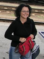 Radka na soustředění v Mostech u Jablunkova - r. 2007