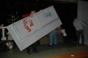 Petr jako kulisák na Kopřivnické bedně 2007