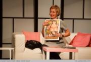 Silva jako Madam Frantini ve hře UDĚLÁTE MNĚ TO ZNOVA?   /r. 2010/