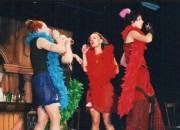 Martina v roli Barmanky ve hře LIMONÁDOVÝ JOE - r. 2002