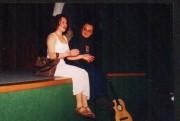 Milka ve Vibraci stopařské - KULTURNÍ VIBRACE - r. 2000