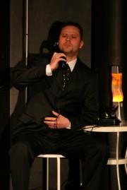 Radim jako Lenny Ganz ve hře ŘEČI - r. 2008