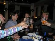 Patrikovy poslední narozeniny jsme trochu oslavili po představení na SOLÁNI - r. 2011