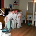 Ostravské Buchary 2012 - k naší velké radosti vyhrály divácké hlasování po dlouhé době dětské závody :)