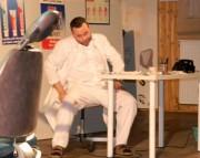 Ostravské Buchary 2012 - Radim vybojoval cenu za roli MUDr. Kokeše