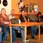 Ostravské Buchary 2012  - rozprava s porotou