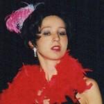 c - Arizonská pěnice Tornádo Lou - Lucie